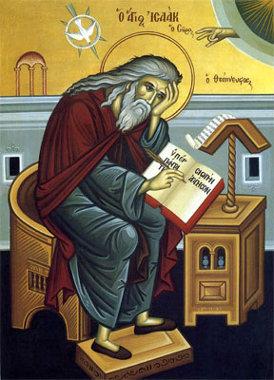 Fjalë të urta nga Shën Isaak Siriani