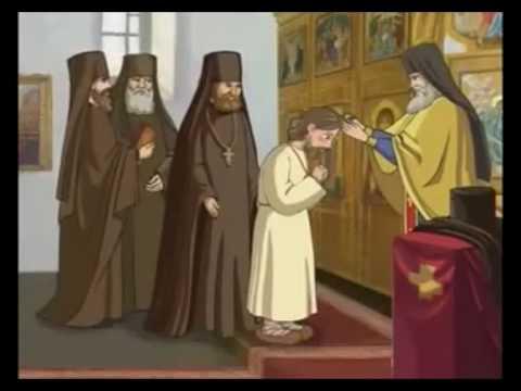 Jeta e shen Serafimit të Sarof
