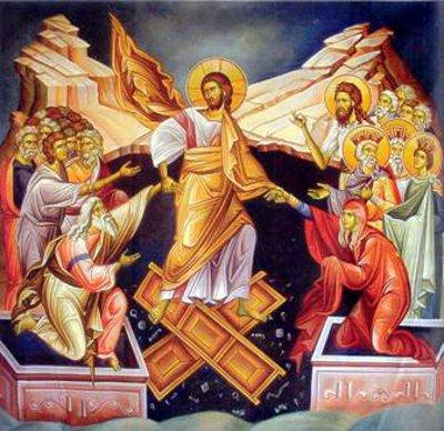 Ngjallja e Krishtit