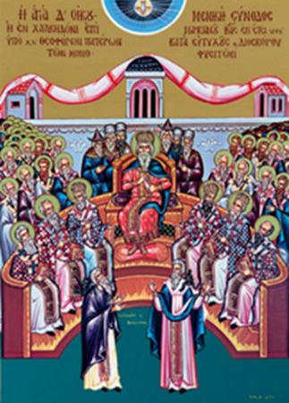 E Etërve të Sinodhit Ikumenik