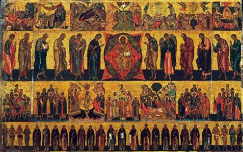 Protestantet -Mbi nderimin e Ikonave të Shenjta