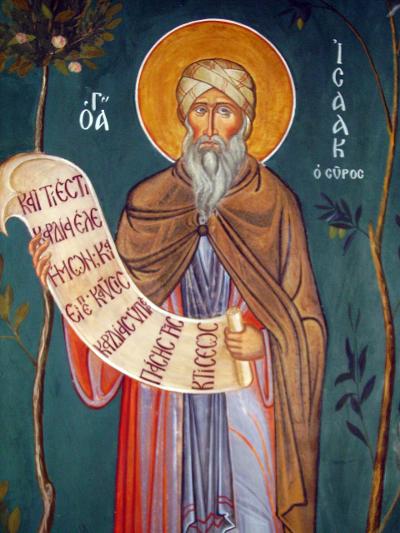 Thënie nga Shën Isaku i Siros