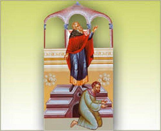 E Djela e doganierit dhe e fariseut