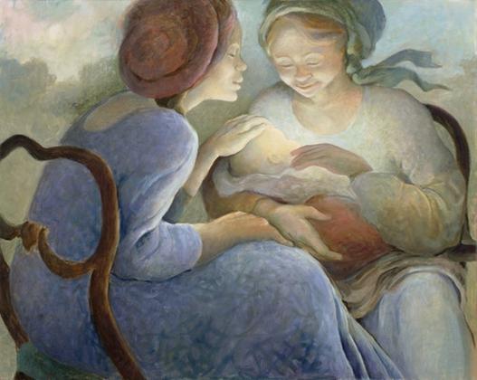 Shën Paisio -Urata e prindërve