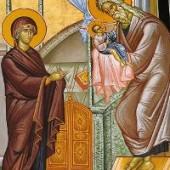 Ipapandia- Paraqitja e Zotit Jesu Krisht në Tempull