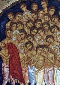 Dyzet Shenjtorët e Sebastisë