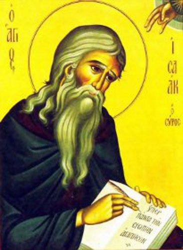Thënie nga Shën Isaaku i Siros