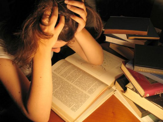 Lutje e një studenti