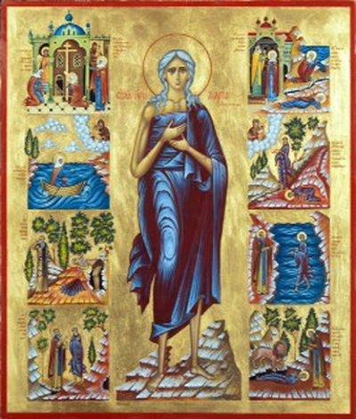 Oshënare Maria e Egjiptit