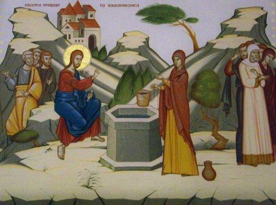 Pendimi i gruas Samaritane