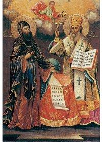 Shën Kirili dhe Shën Metodi ndricues të sllavëve