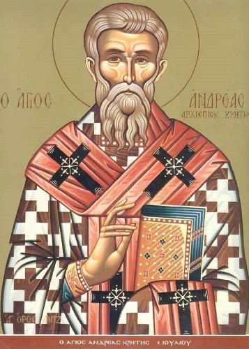 Shën Andrea Kryepiskop i Kretës