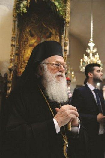 Fjala e Kryepiskopit Anastas, mbajtur në Mbledhjen e Hapjes së Sinodit të Shenjtë dhe të Madh