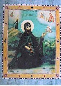 Përmbledhje nga jeta e Shën Nikodhimit të Beratit
