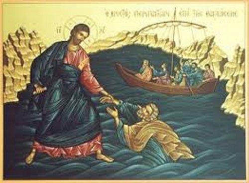 Mt.14:22-34- Ungjilli i të djelës