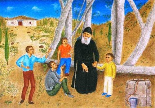 Shën Paisio - Këshilla për prindërit