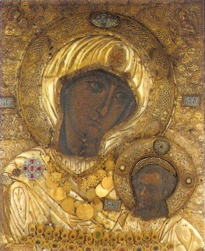Historia e Ikonës cudibërëse- Shën Maria Portaitisa