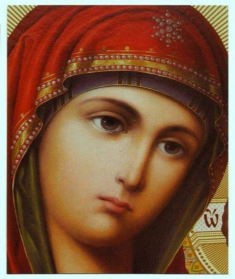 Lindja e Hyjlindëses Mari
