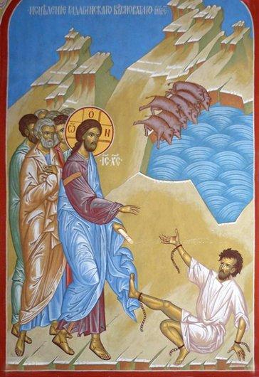 Predikimi i Ungjillit Lk.8:27-39)
