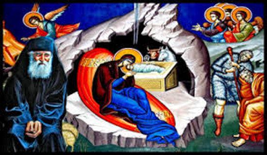 Shën Paisio-Të përjetojmë festën e Krishtlindjeve