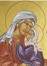 Ngjizja e Shën Anës,nënës së Hyjlindëses