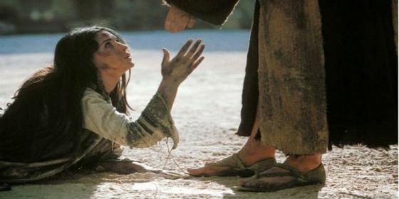 Historia e një gruaje mëkatare