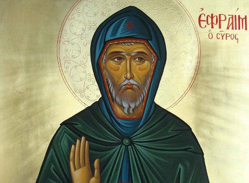 Shën Efrem Siriani