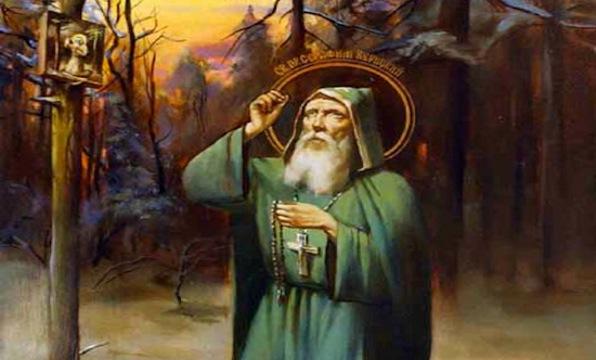 Mësime nga Shën Serafimi i Viricës