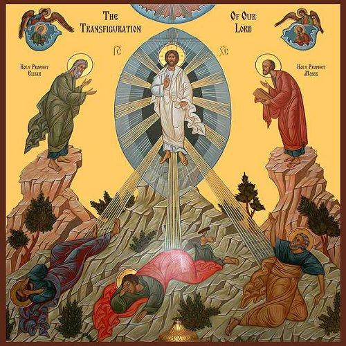 Metamorfoza e Shpëtimtarit Jisu Krisht (Shën Sotiri)