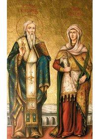 Shën Qipriani dhe Shën Justina