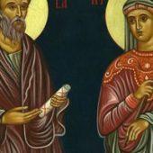Apostujt e Shenjtë Akila dhe Priskila!