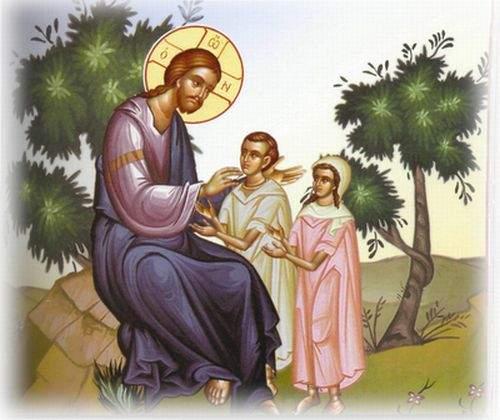 Historia e djalit të vogël që takoi Krishtin dhe Shën Marinë