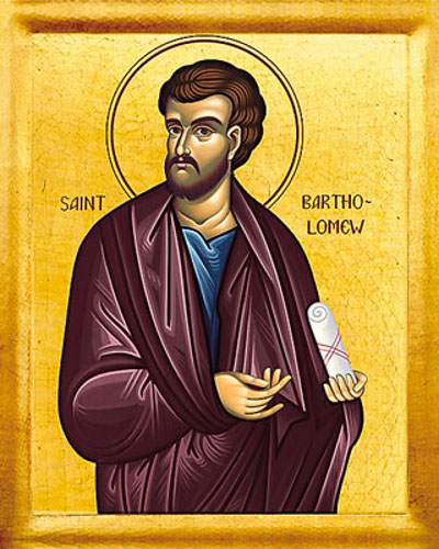Apostull Vartholomeu!