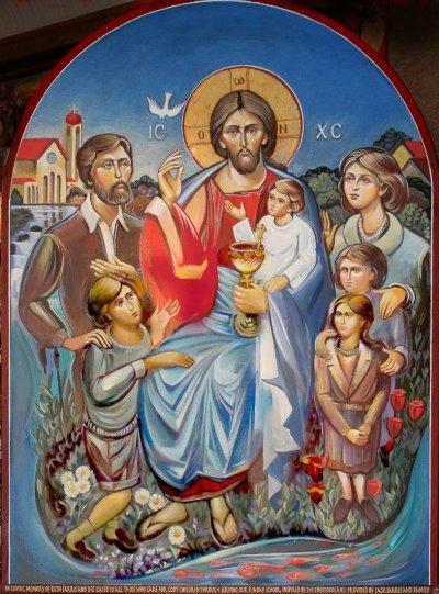 Qëllimi i Familjes së krishterë.
