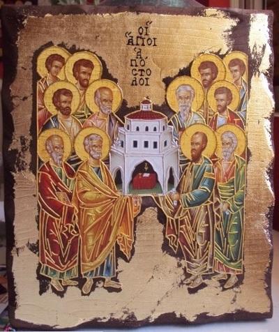 Kreshma e Apostujve!