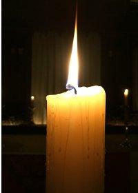 Qiriu i Pagëzimit-Ruani qiriun e Pagëzimit!