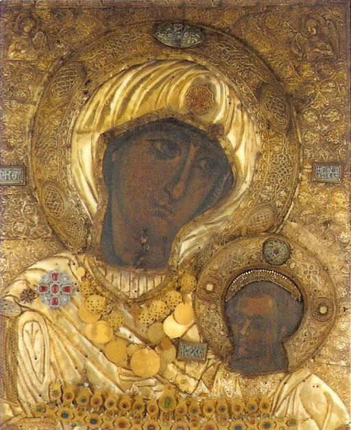 Mrekulli e Ikonës së Shën Marisë !