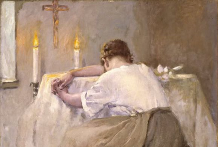 """Gëzim bëhet përpara ëngjëjve të Perëndisë për një mëkatar që pendohet"""""""