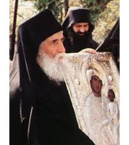 Premtimi i Shën Marisë tek Shën Paisio!